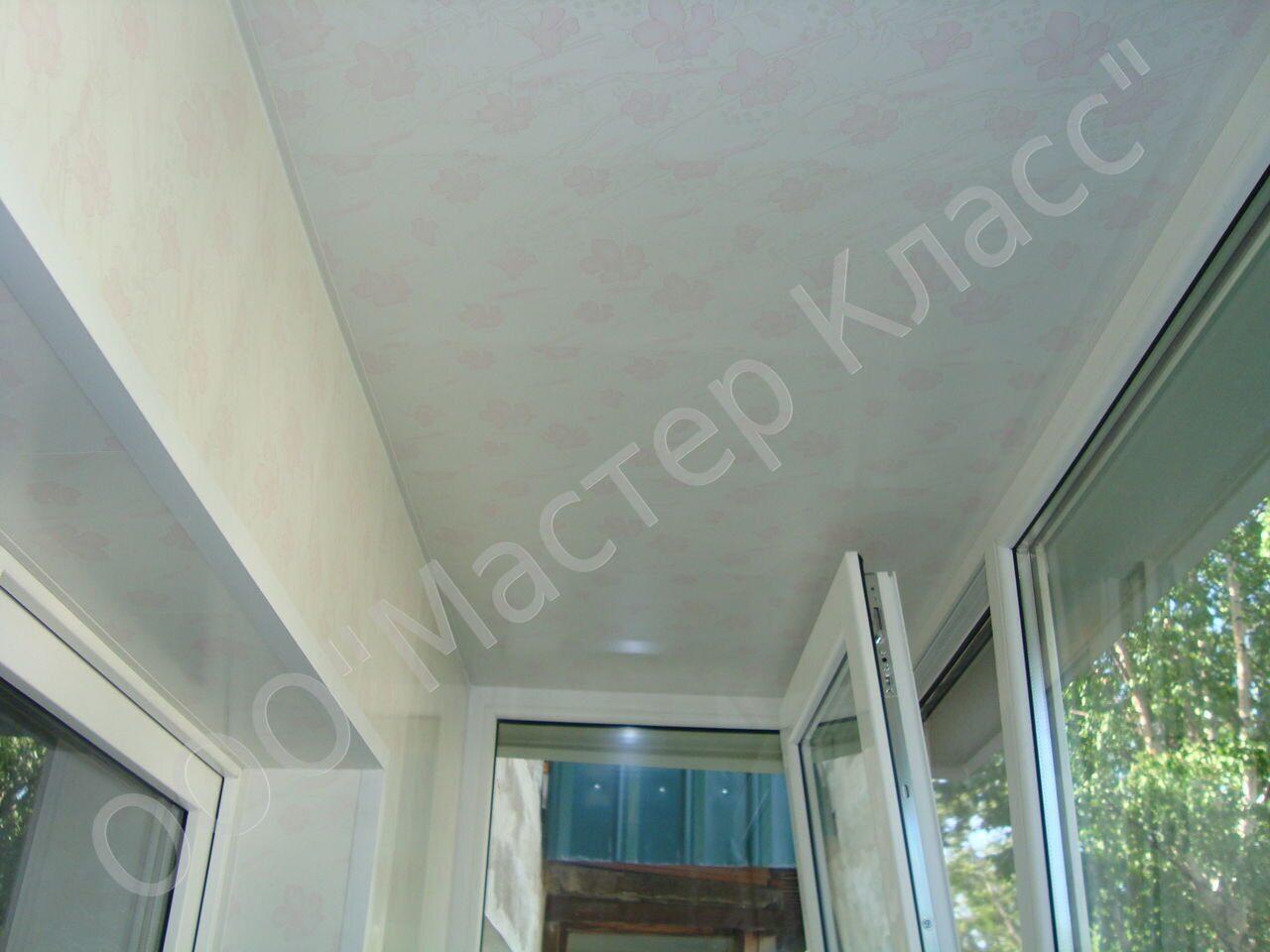 Мастер класс по отделке балкона - отделка балконов, отделка .